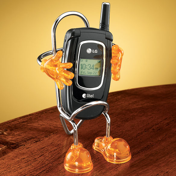 Silly Cell Phone Holder