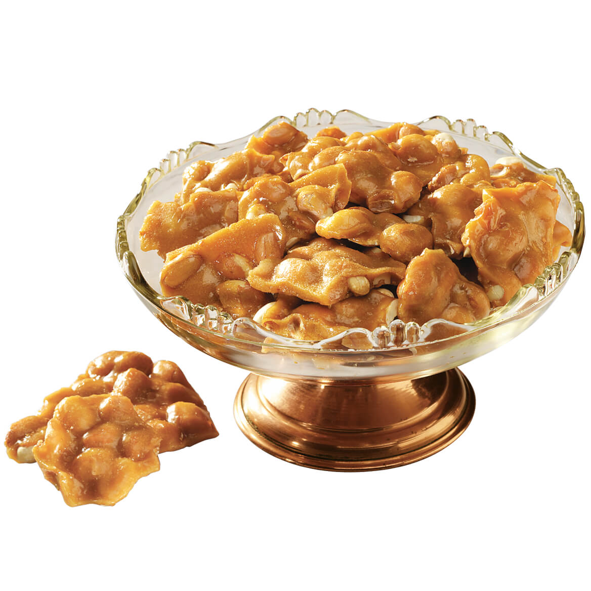 Sugar Free Peanut Brittle Tin 12 oz.-315090