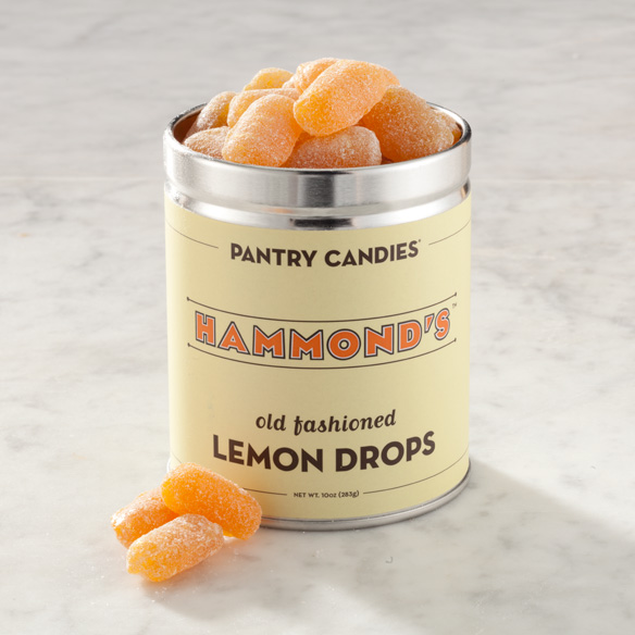 Hammonds® Lemon Drops - 12 Oz.