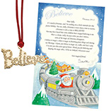 Santa Letters & Childrens Gifts - Letter From Santa To Child