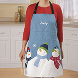 Home - Personalized Christmas Apron
