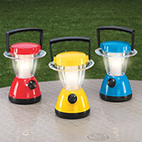 Patio & Grill - Outdoor Battery Operated Lanterns