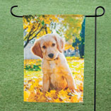 Custom Photo Gifts - Personalized Photo Garden Flags