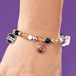 View All Jewelry & Keychains - Halloween Stretch Bracelet