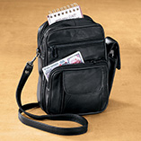 Handbags, Wallets & Travel - Leather Organizer Handbag