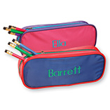 Children's Products - Personalized Slim Pencil Case