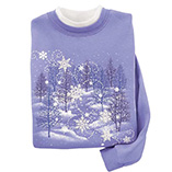 View All Sweatshirts & T-Shirts - Snowy Creek Sweatshirt