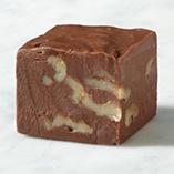 Fudge - Sugar Free Chocolate Fudge With Walnuts