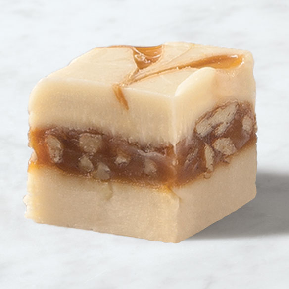 Caramel Nut Fudge
