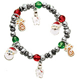 Apparel, Totes & Accessories - Child's Christmas Charm Bracelet