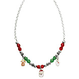 Santa Letters & Childrens Gifts - Child's Christmas Charm Necklace