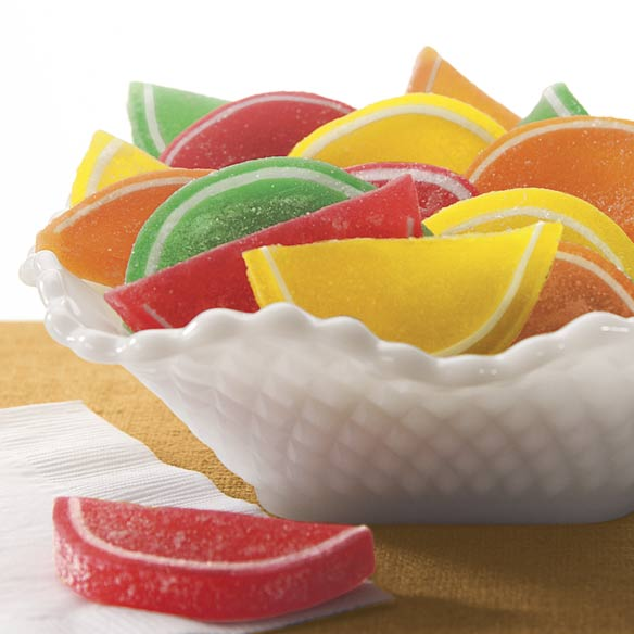 Sugar Free Fruit Slices