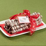 Chocolate Shoppe - Milk Chocolate Pretzel Rods