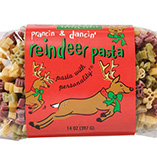 Reindeer Shaped Pasta 14 oz.