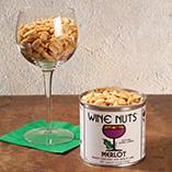 Nuts & Snacks - Merlot Wine Nuts - 11 Oz.