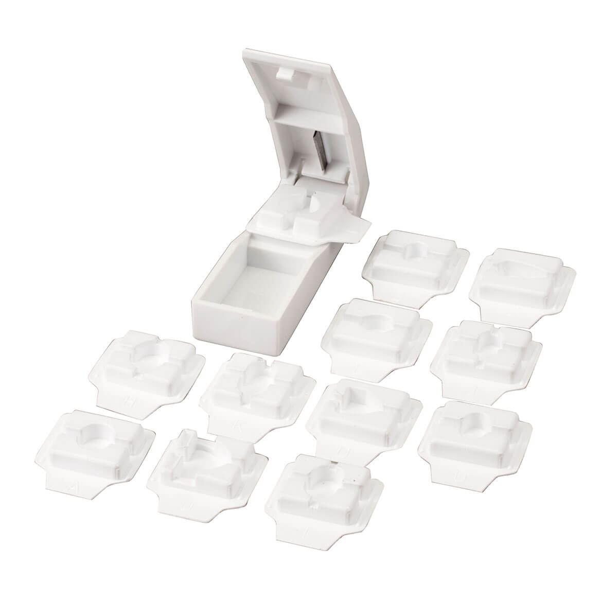 Multiple Shape Pill Cutter