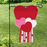 Valentines Day - Heart Shaped Mini Banner