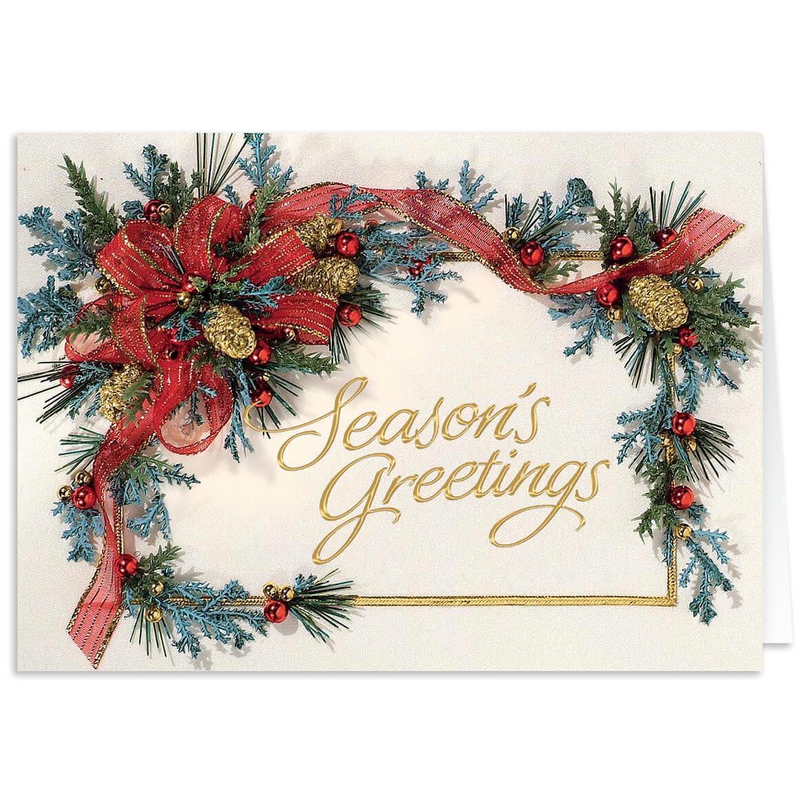 personalized seasons greetings cards - Seasons Greetings Cards