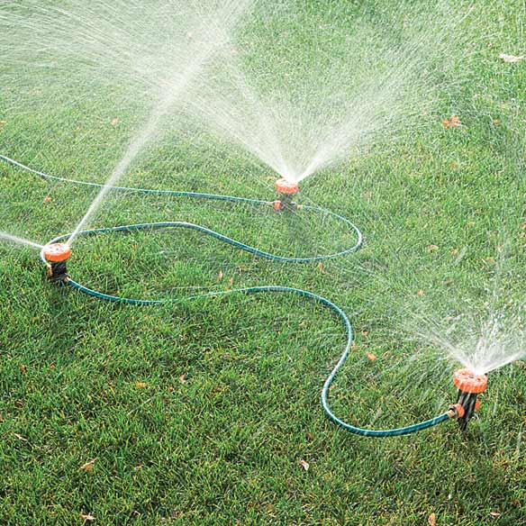 Portable Sprinkler System