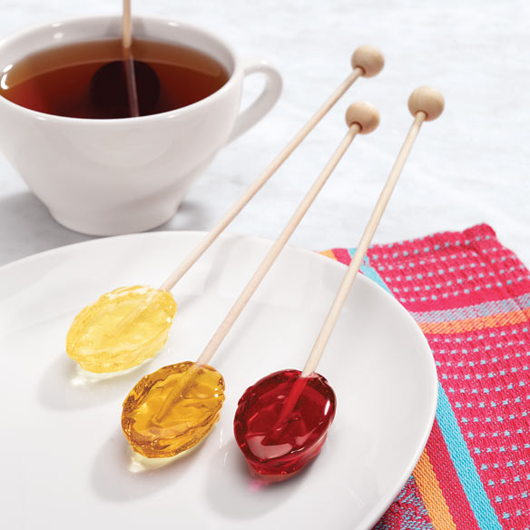 Clover Honey Tea Spoons
