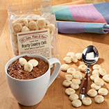 Soups & Pastas - Luncheon Hearty Chili Mix & Crackers