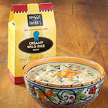 Soups & Pastas - Creamy Wild Rice Soup Mix