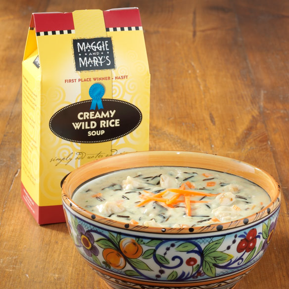 Creamy Wild Rice Soup Mix - View 1