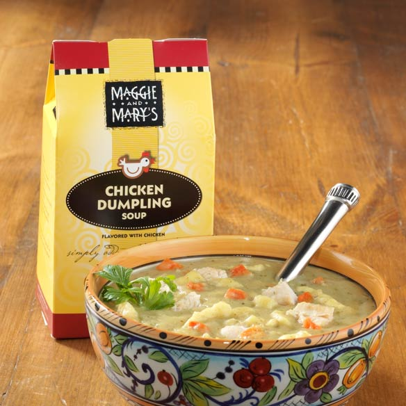 Chicken Dumpling Soup Mix