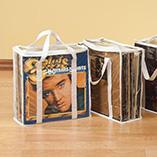 Storage & Organization - Vinyl Record Carrying Case