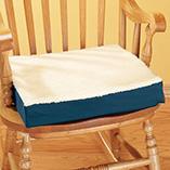 Cushions, Curtains & Throws - Fleecy Gel Seat Cushion