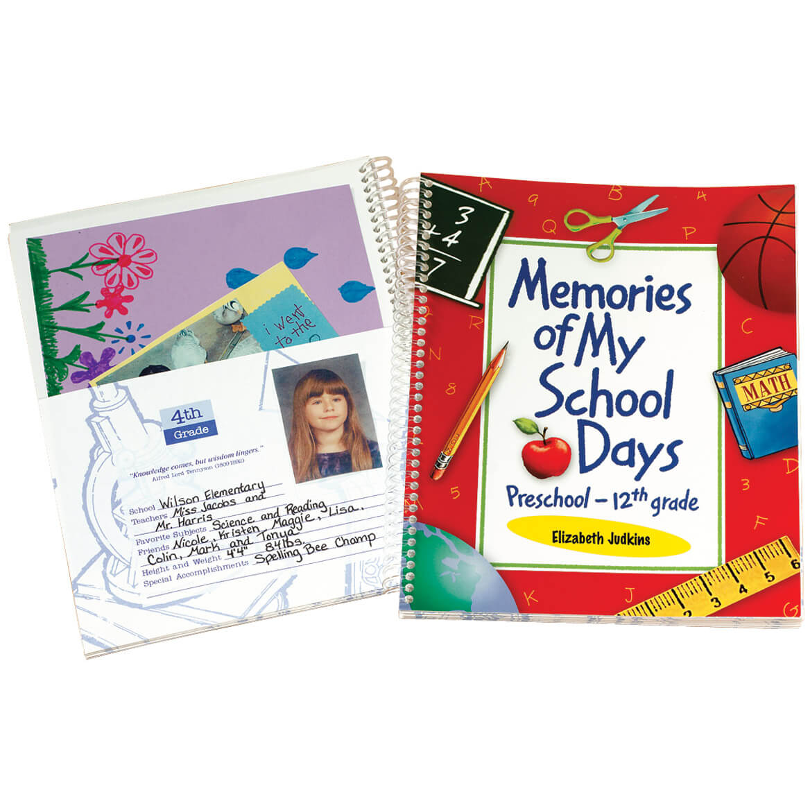 Personalized School Days Book-324491