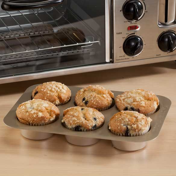 Toaster Oven Muffin Pan