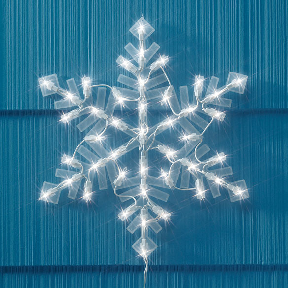 lighted snowflake lighted snowflake decorations kimball