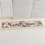 Laundry & Garment Care - Laundry Room Rug Runner