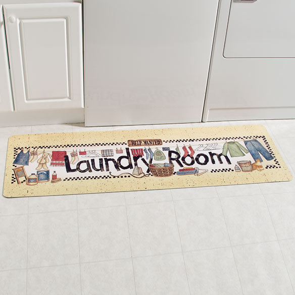 Laundry Floor Runner