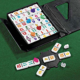 Puzzles, Games & Playing Cards - Number Dominoes