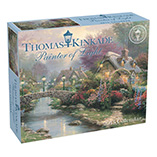 Table Calendars - Thomas Kinkade 365 Day Calendar