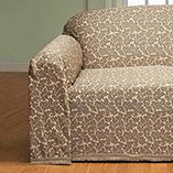Cushions, Curtains & Throws - Damask II Chair Throw 70 X 90