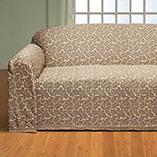 Cushions, Curtains & Throws - Damask II Loveseat Throw 70 X 120