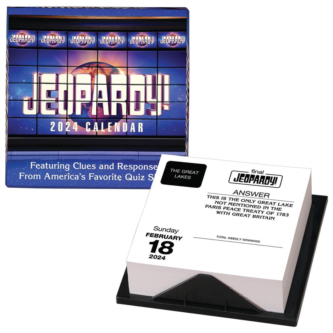 Jeopardy 365 Day Calendar-326100