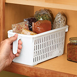 $8.99 and Under Kitchen Gadgets - Storage Basket With Handle