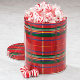 Candy Shoppe - Holiday Tin with Peppermint Balls