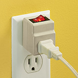 Maintenance - Outlet Adapter With Switch