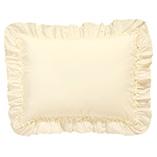 Decorative Bedding - Ruffled Pillow Sham