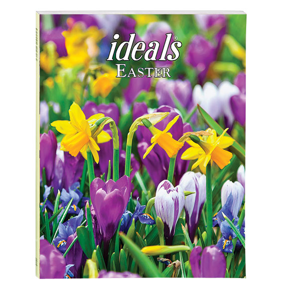 Ideals Easter Book to Ideals® Springtime Book