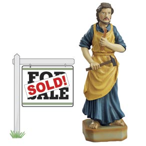 St. Jospeh Home Sale Kit