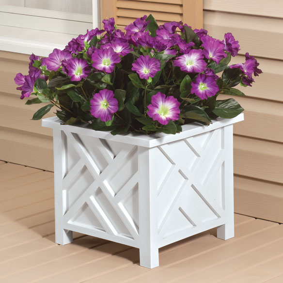 Chippendale Planter