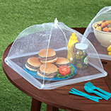 Food Tents-Set of 3
