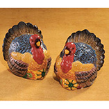 Autumn Salt and Pepper Sets