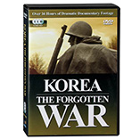 Korean War DVD